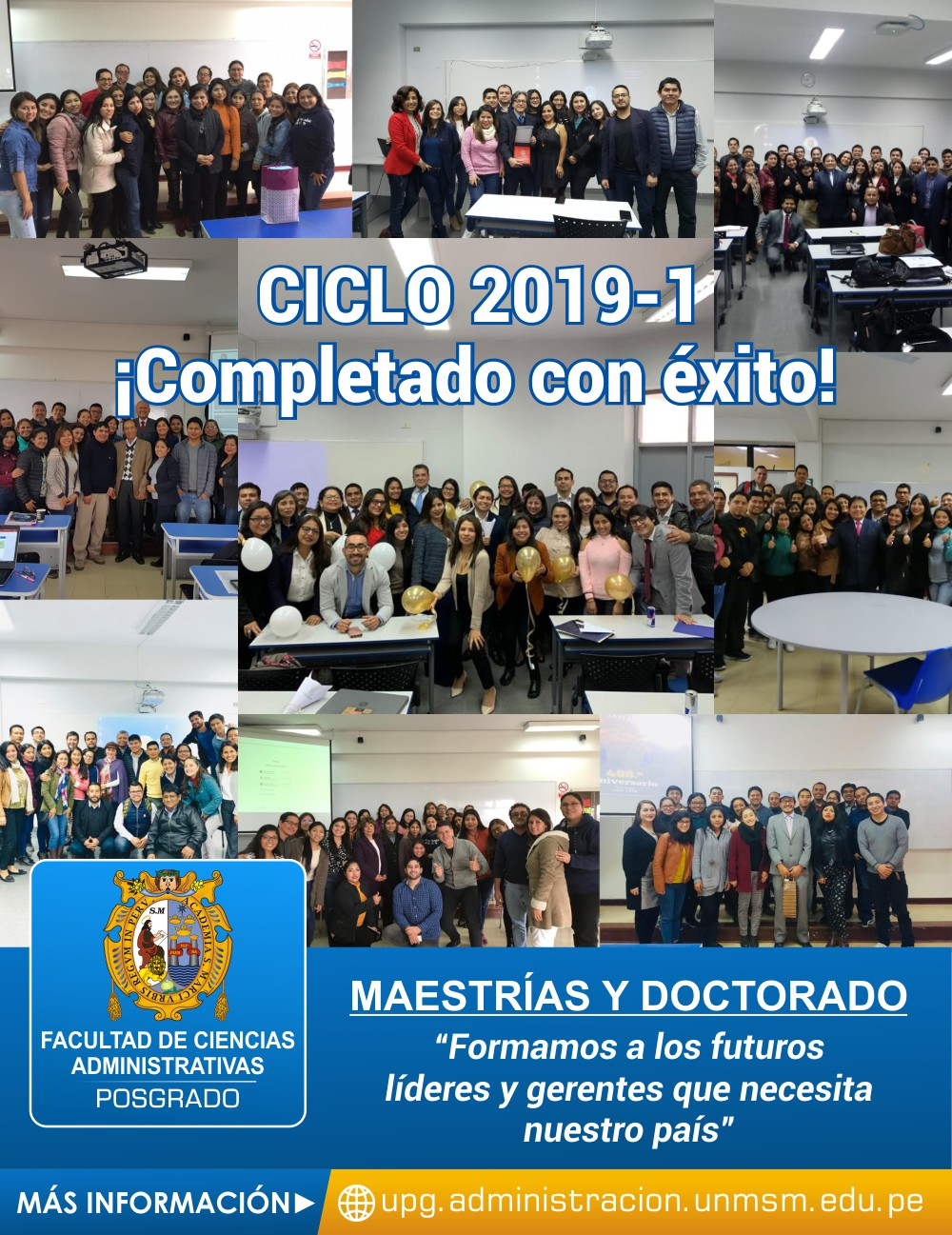 UPG 2019 1 EXITO CLASES