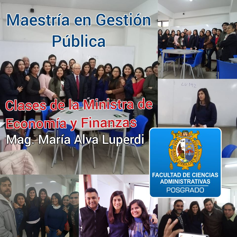 CLASES MINISTRA